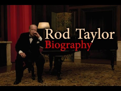 Rod Taylor Biography  Hollywood and Death