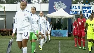 U-20 WNT vs. Panama: Highlights - Dec. 7, 2015