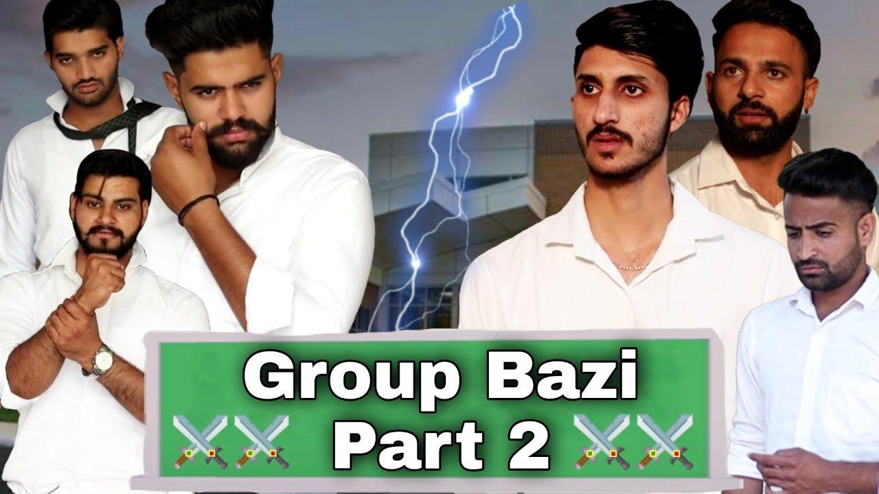Group Bazi in school (Part 2) @Lovish Arnaicha