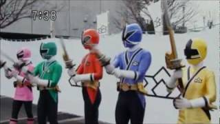 Thanks to REDRAHUL, From Act/Episode 10 [Part 1] Samurai Sentai Shi...