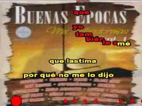 Hielo Ardiente - El Bardo (karaoke)