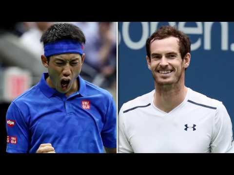 US Open Best Moments: Kei Nishikori vs. Andy Murray