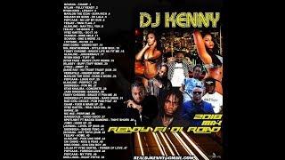 DJ KENNY READY FI DI ROAD DANCEHALL MIX SEP 2018