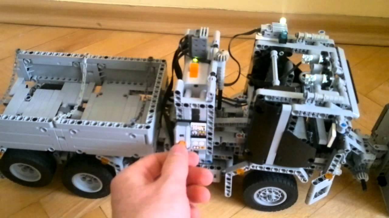 lego technic 9397 b model moc youtube. Black Bedroom Furniture Sets. Home Design Ideas