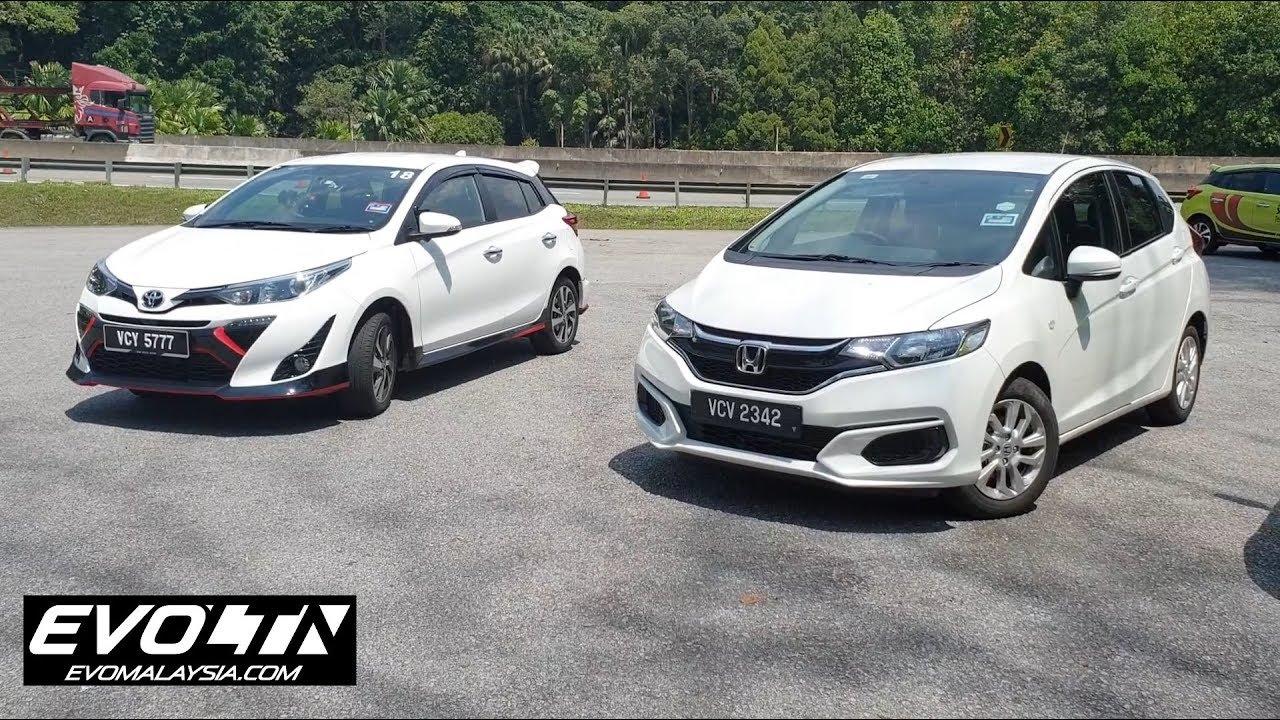 Kekurangan Honda Yaris Spesifikasi