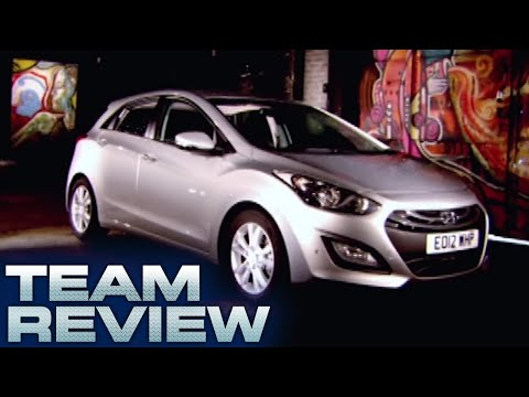 Hyundai i30 (Team Review) - Fifth Gear