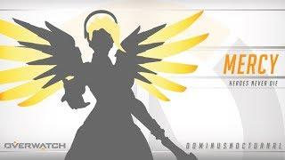 Overwatch. Competitivo (Mercy).