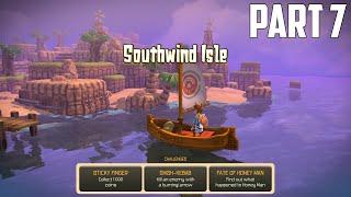 Oceanhorn: Monster of Uncharted Seas - 100% Walkthrough Part 7 [PS4] –  Southwind Isle