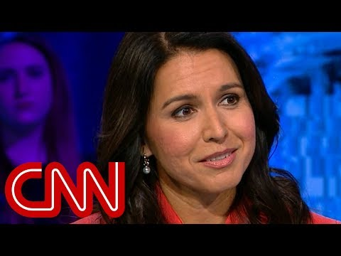 Tulsi Gabbard explains why she will run for president