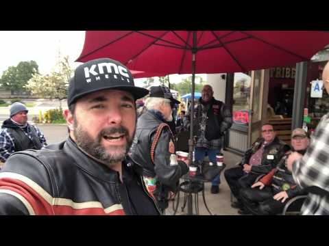 Clint August - Second Annual Vet Ride To Double Peak Park