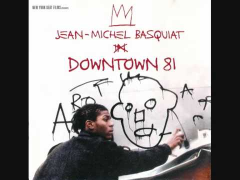 Jean-Michel Basquiat, Gray - Drum Mode (Downtown 81)