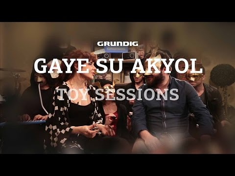 Gaye Su Akyol - Pink Floyd'un Dediği Gibi / #akustikhane Toy Sessions #sesiniaç