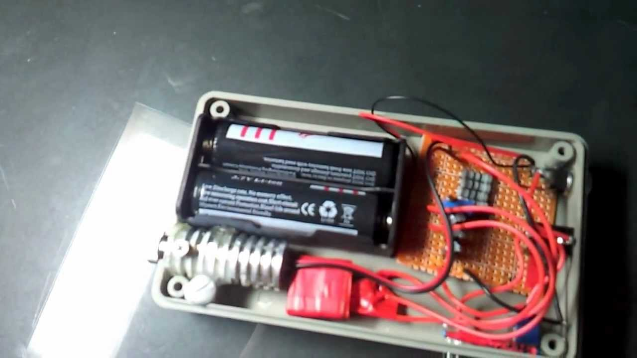 Lpc 826 650nm Laser 150ma 50mw Youtube Looking For A Red Diode Circuit Controlablelm317components01