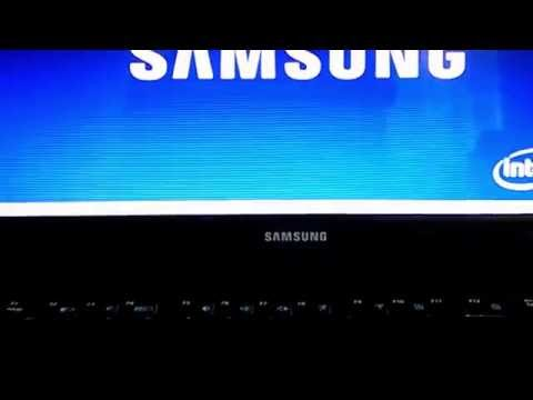 Как войти в BIOS на ноутбуке Samsung R540 и изменить порядок загрузки?