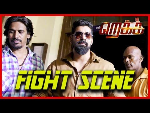 Rekka - Fight Scene | Vijay Sethupathi | Lakshmi Menon | D.Imman