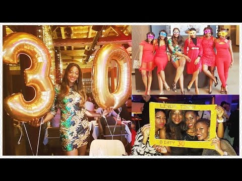 30th Birthday Celebration | Amsterdam Vlog
