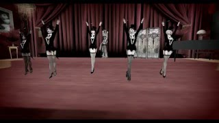 The Fabulous Flapperettes perform to Masculine Women, Feminine Men