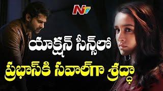 Shraddha Kapoor Reveals 'Shades of Saaho Chapter 2 | Box Office | NTV