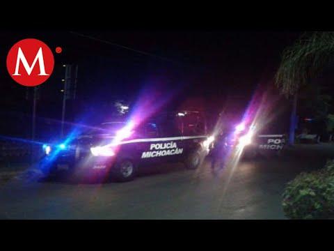 Quitan La Vida A Cuatro Hombres En Sahuayo, Michoacán
