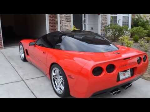 Chevrolet Corvette C5 Cammed Walk Around - HIGHLY MODIFIED W/Z06 Type Of HP  -  SOLD SOLD SOLD!!!!