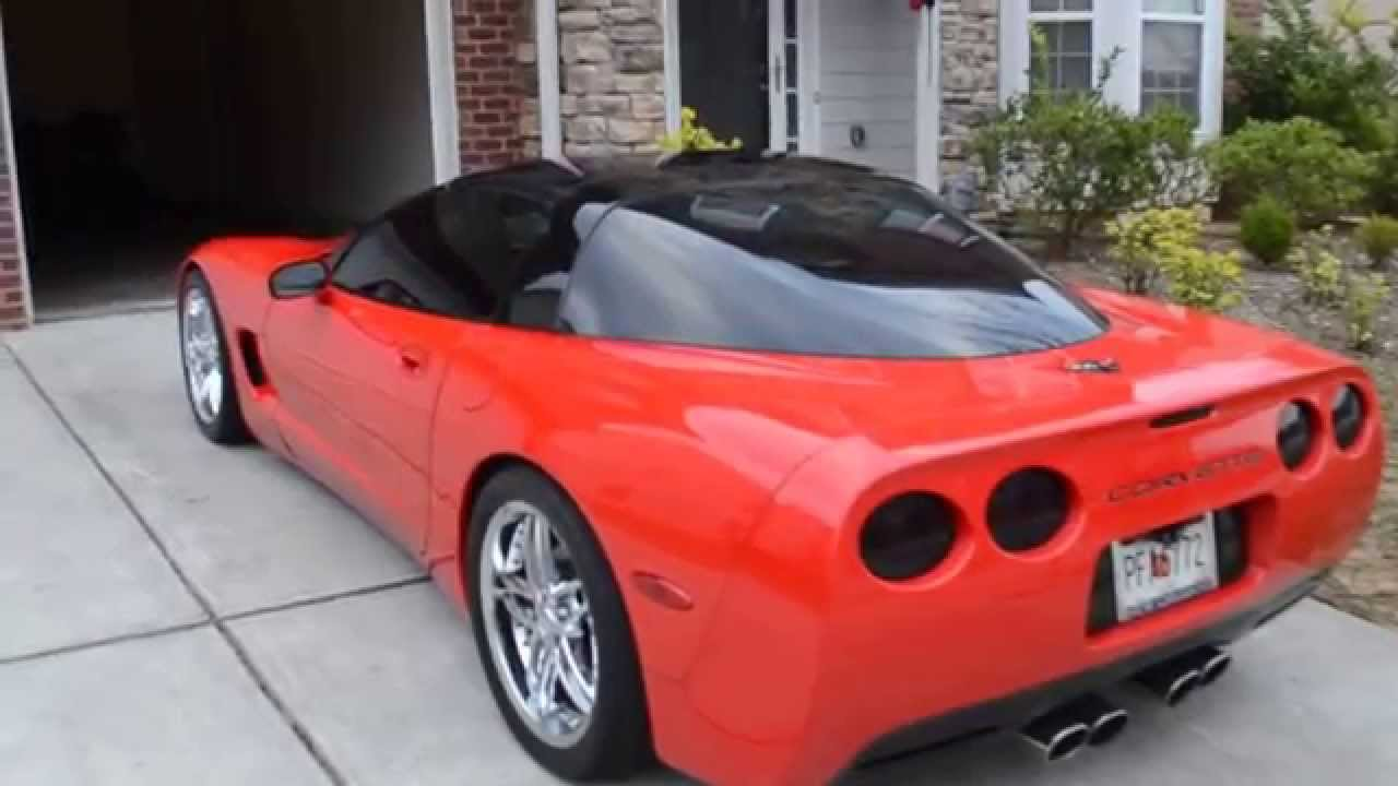 Chevrolet Corvette C5 Cammed Walk Around Highly Modified W Z06 Type Of Hp Sold Sold Sold
