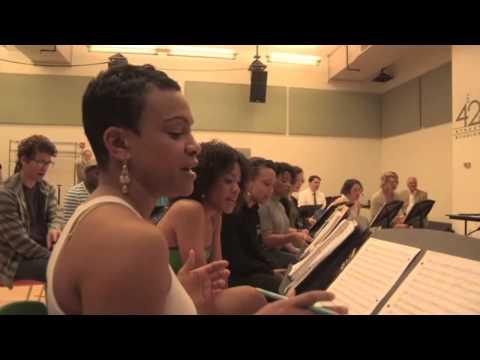 BEAUTIFUL In Rehearsal