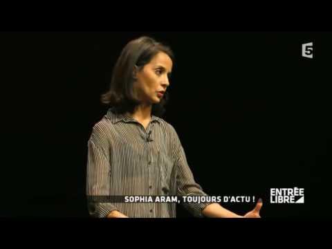 Sophia Aram, mercredi 12 octobre à 20h45