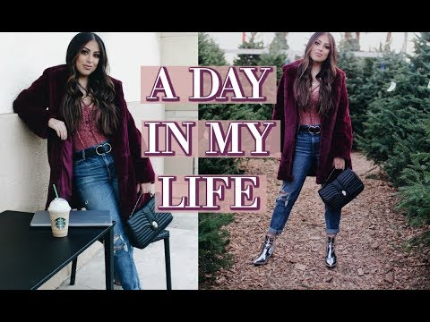 A Winter Day in my Life 2017 Arlyne Sanjines