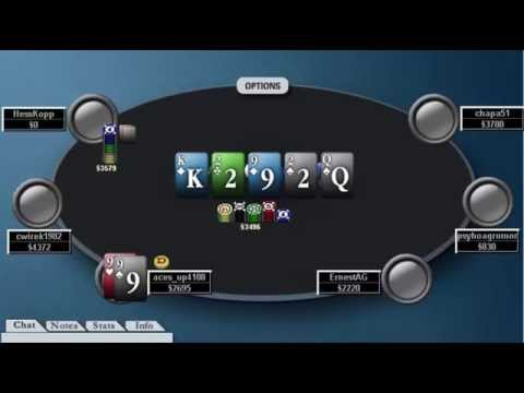 Tournament Poker Advanced Strategy 2 | 100 Rebuy P1 | MTT Review