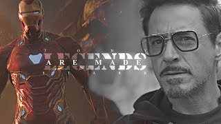 Tony Stark | Legends Are Made