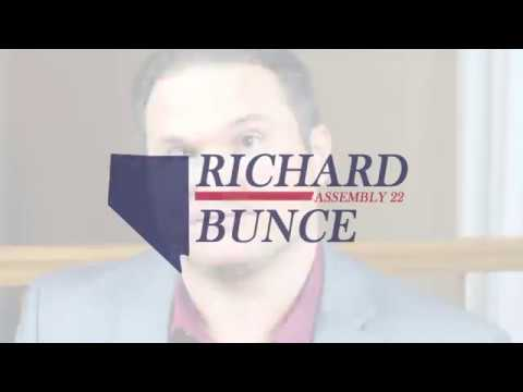 Bunce Announcement for Nevada Assembly
