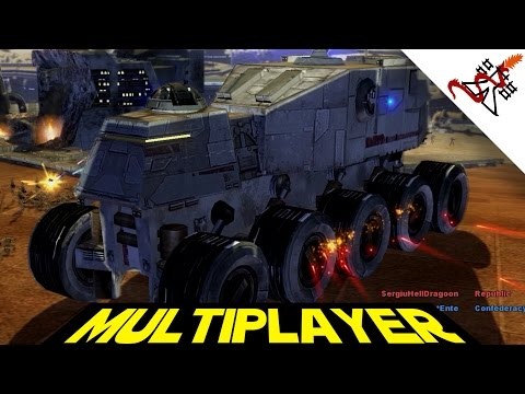 Star Wars Republic at War - 1vs1 The MASSIVE Surprise | Multiplayer Gameplay