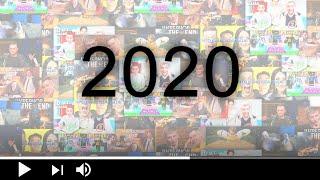 Самые популярные видео на YouTube у россиян в 2020