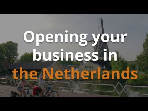 European Office for your Game Company? Open your Business in The Netherlands!