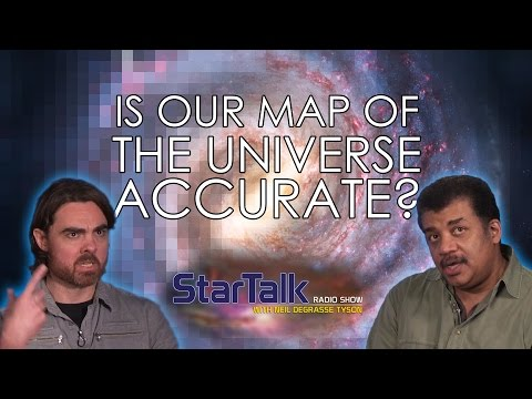 Is Our Map of The Universe Accurate? with Matt O'Dowd