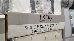 Costco! Hotel Signature Sateen 6-piece 800 Thread Count Sheet Set! $79!!!