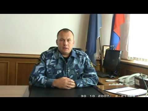 Начальник СИЗО-3 об освобождении Никишина В.А.