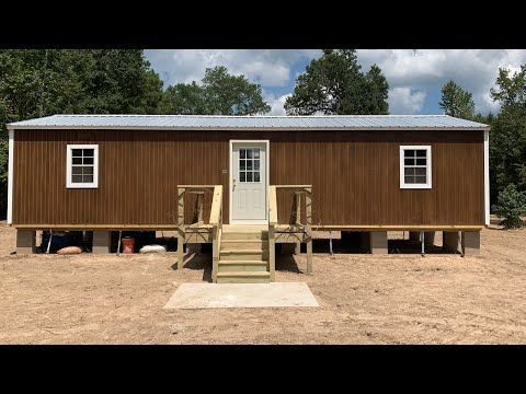 ep.9: THE CABIN (tiny house cabin, shed conversion)
