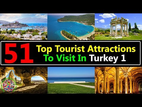 51 Top Tourist Attractions Places To Visit In Turkey 1 | Best Tourist Destinations To Travel