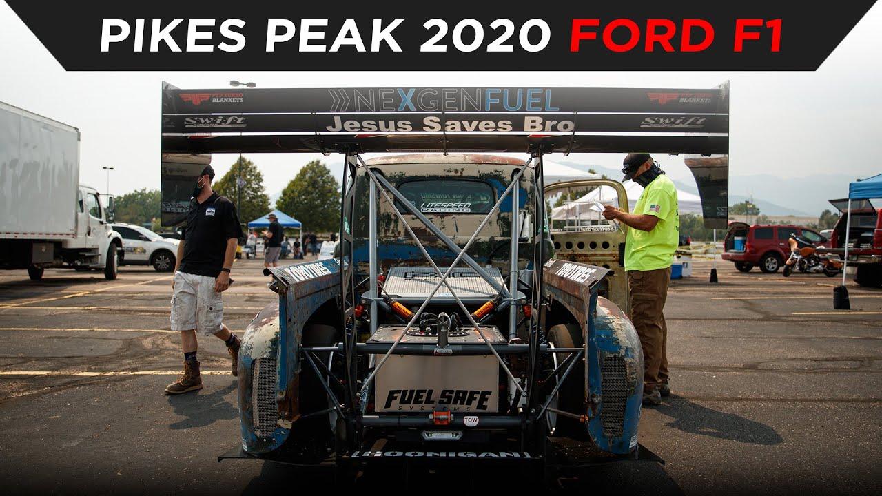 PIKES PEAK 2020 | SCOTT BIRDSALL | NEW DIESEL WORLD RECORD FULL RUN | #TOYOTIRES | [4K]