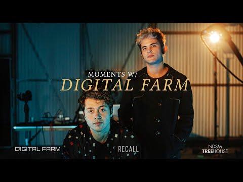 Recall   moments w/ Digital Farm (NDSM Treehouse, Amsterdam)
