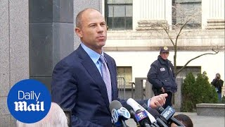 Michael Avenatti believes FBI have documents about Stormy Daniels - Daily Mail