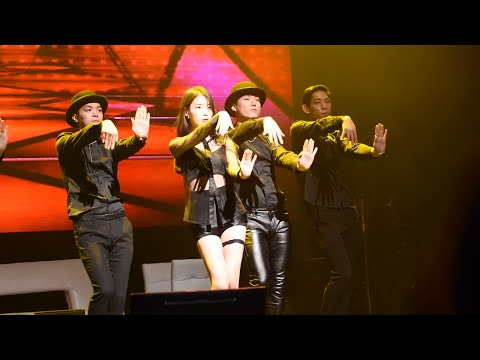 IU Dance Twenty Three in The Producers Special Live