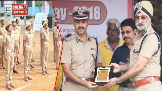 தீயசக்திகளுக்கு துணைபோகக் கூடாது - Joint commissioner தினகரன் | Chennai Express