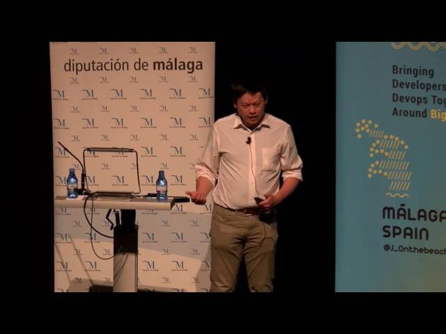 Gamifying Big Data: The Untapped resource  - Paul Chen - JOTB16