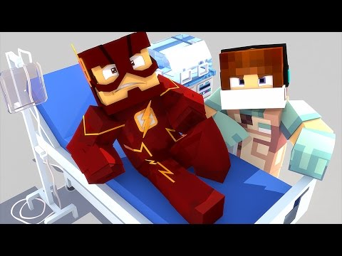 Minecraft: CIRURGIA NO FLASH !! - ( Minecraft Cirurgia )