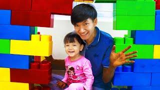 Building Blocks Toys - Good for Physical, Mental, Emotional Intelligence