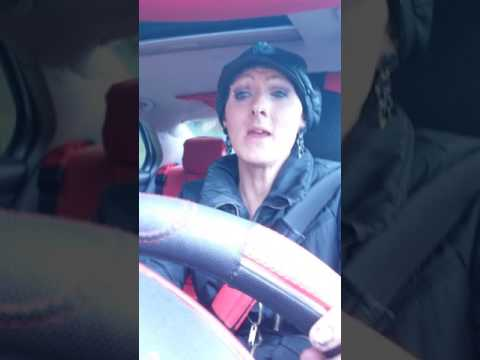 Car church – Drive Along Gospel Music singing to Kirk Franklin