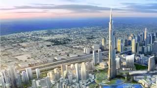اطول برج في العالم    برج خليفة في دبي