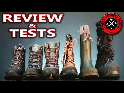 Winter Cold Weather Snow Boots Review / SALOMON, COLUMBIA, VASQUE, NORTHSIDE, KAMIK, SOREL